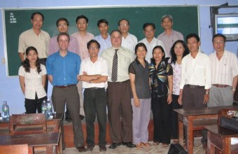 Meeting with the team developing Sketchpad curriculum for the country of Vietnam in 2009.